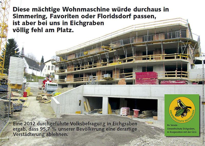 """Baustelle """"Betreutes""""-Wohnen"""